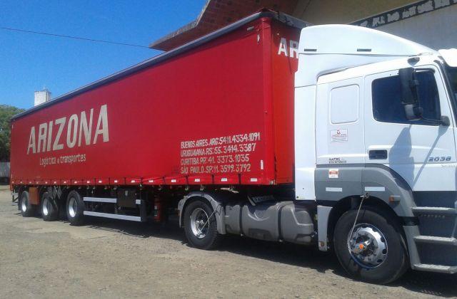 Transporte de carga terrestre a Brasil – Como enviar una carga por transporte terrestre a Brasil
